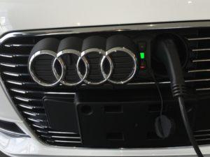Plug In para el Audi