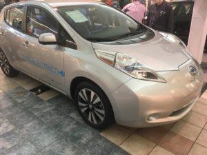 auto electrico en el mercado